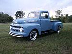 Mercury pickup 1948